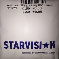 STARVISION Jet Star Poly